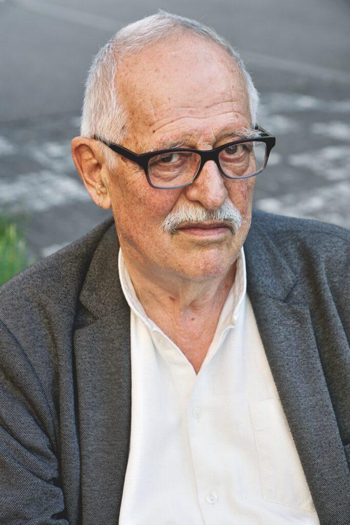 Hansjörg Schneider Porträt