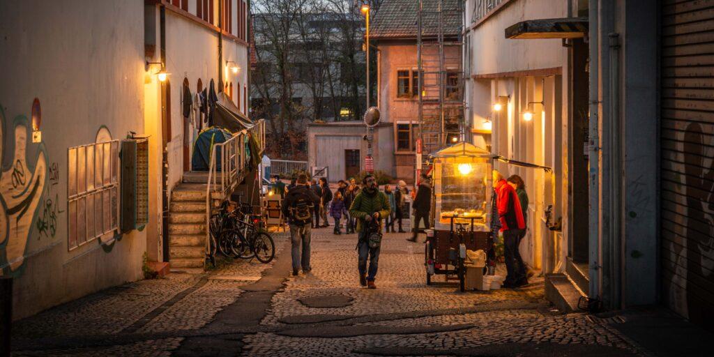 Kulturnacht Lichtblicke Liestal